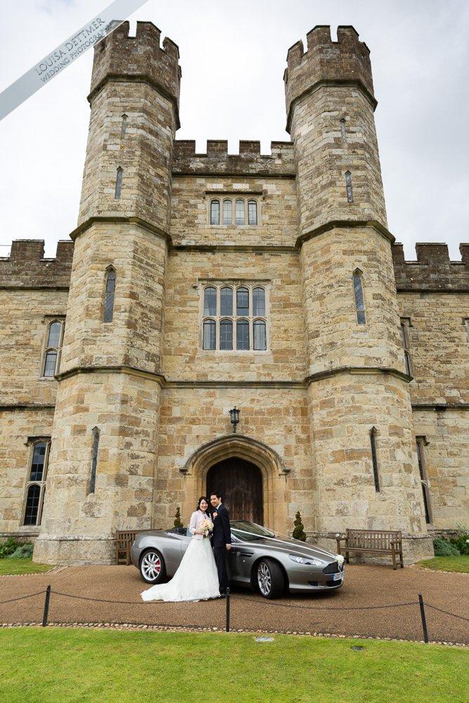 Louisa Dettmer Wedding Photography Ryoko and Hiro, Leeds Castle