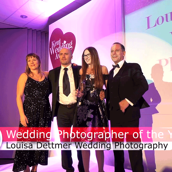 kent wedding awards photographer of the year winner