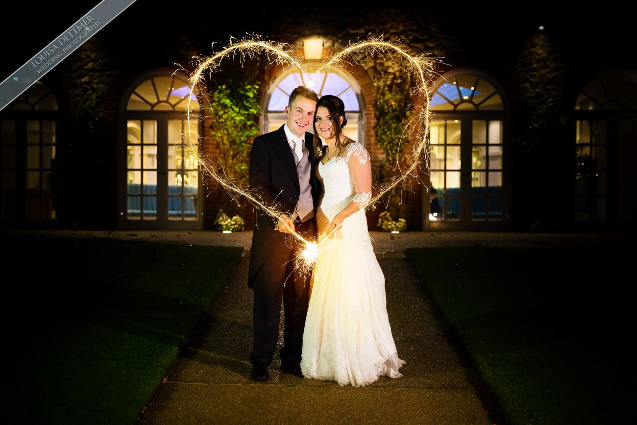 Louisa Dettmer Wedding Photography Hannah & Mark's Fireworks Wedding