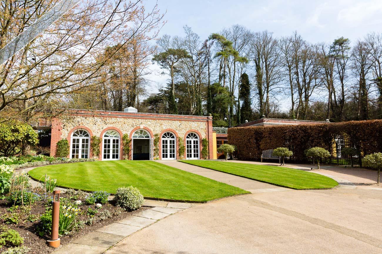 the orangery maidstone