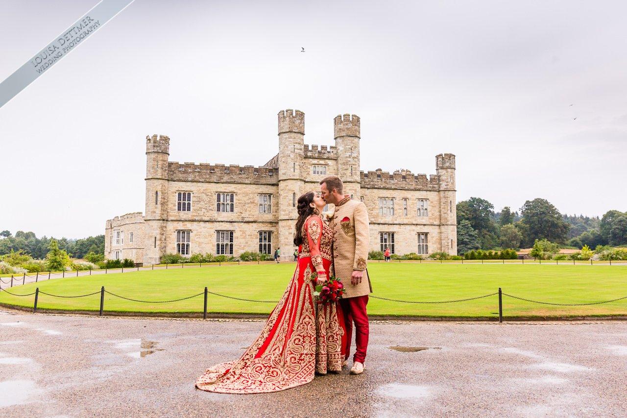 Leeds Castle, Louisa Dettmer, Kent Wedding Photographer