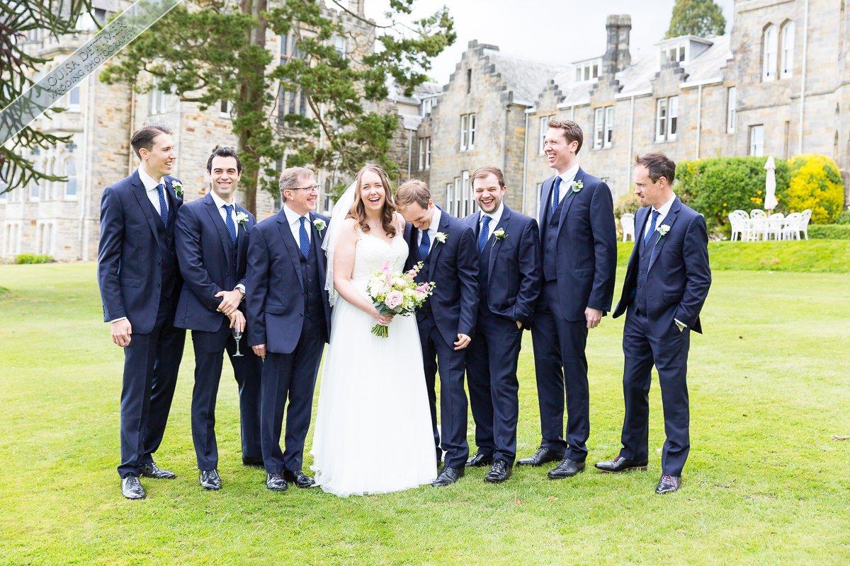 The Wedding of Emma and Alex, Ashdown Park Hotel, May 2019, Louisa Dettmer Wedding Photography